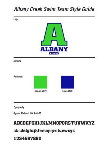 AC Style Guide