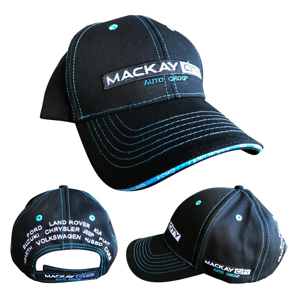 baseball cap, mackay, custom