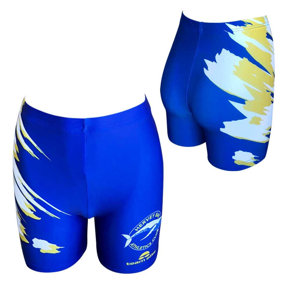 sublimated gym shorts athletics track