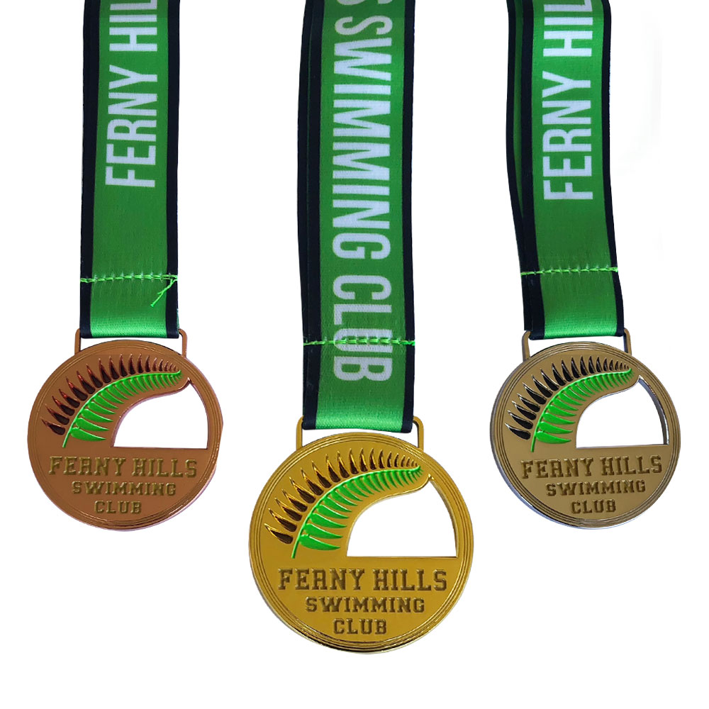 new zealand custom medals awards competition