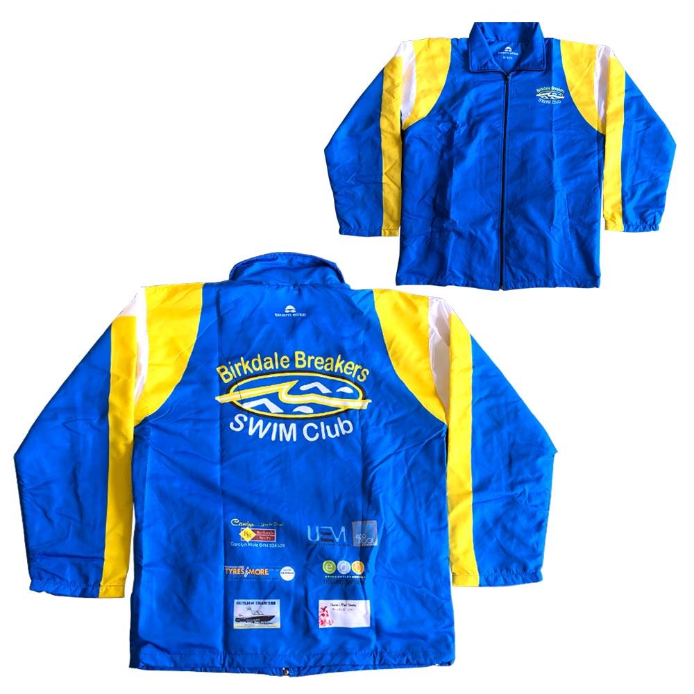 sublimated custom jacket cheap coat customised